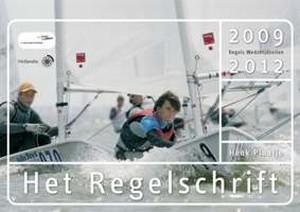Het regelschrift 2009-2012  -  Regels Wedstrijdzeilen 2009-2
