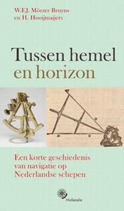 Tussen hemel en horizon  -  Een korte geschiedenis van navig