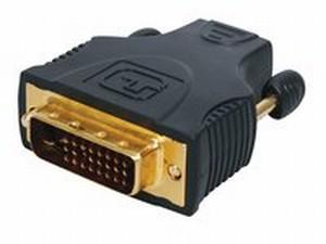 DVI ADAPTER NAAR HDMI (DVI-M NAAR HDMI-F)