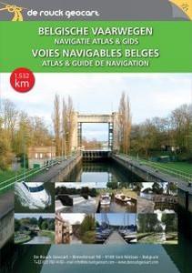 Navigatie Atlas & Gids Belgische Vaarwegen