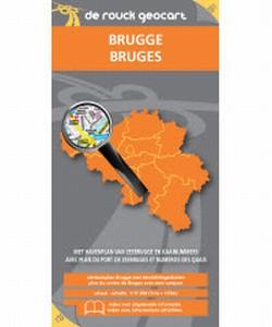 Havenkaart Brugge