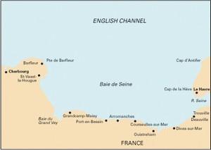 Imray C32 - Baie de Seine  -  1:155 000 WGS 84