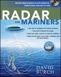 Radar for Mariners met interactieve CD  -  AANBEVOLEN !!
