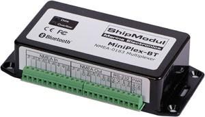 Miniplex-2S/BT bluetooth Multiplexer +Seatalk + AIS support