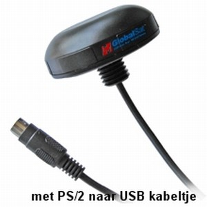 MR-350 maritieme Sirf-III  GPS + 5 mtr kabel