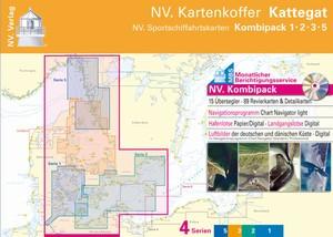 NV Kaartenkoffer Kattegat