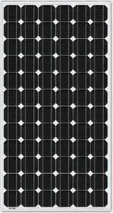 50 Watt zonnecelpaneel Blue Solar