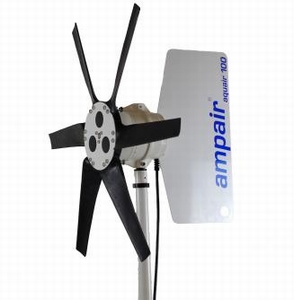 600 Watt 12V Windgenerator - al 30 jaar op alle wereldzeeën