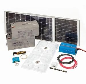 Solar pakket 360W