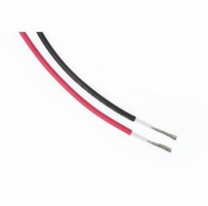 Solar kabel zwart 6mm² per meter