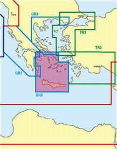 NVGR2 Greece, Athens, Cyclades and Crete