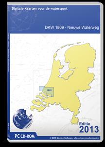 DKW 1809 Nieuwe Waterweg - downloadversie 2020