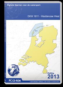 DKW 1811 Waddenzee West - downloadversie 2017