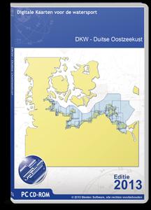 DKW Duitse Oostzeekust UPGRADE vanaf 2016