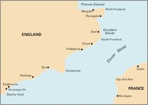 Imray C8 - Dover Strait