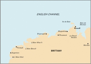 Imray C35 - Baie de Morlaix to L'Aber-Ildut