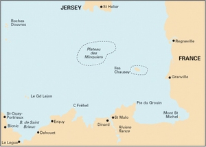 Imray C33B - Channel Islands and North Coast of France