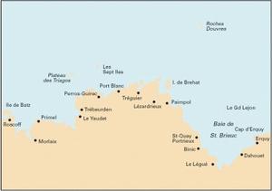 Imray C34 - Cap d'Erquy to Ile de Batz