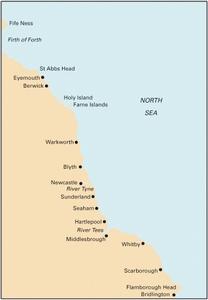 Imray C24 - Flamborough Head to Fife Ness