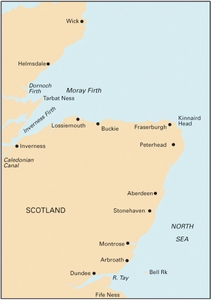 Imray C23 - Fife Ness to Moray Firth