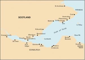 Imray C27 - Firth of Forth - Scotland