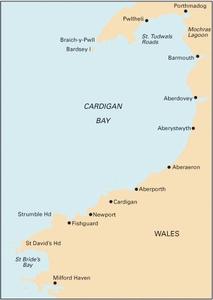 Imray C51 - Cardigan Bay - 1:145,000 WGS 84