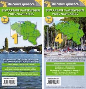 Bevaarbare Waterwegen België