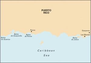 Imray A12 - Punta Figuras to Bahia de Guanica