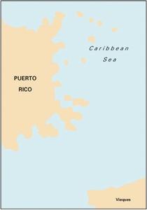 Imray A141-Cabo San Juan to Ensenada Honda+ Isla de Vieques