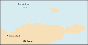 Imray A234 - Northeast Coast of St Croix - 1:27,700 WGS 84