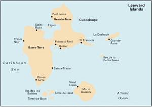 Imray A28 - Guadeloupe - 1:150,000 WGS 84
