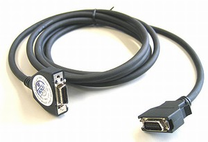 All-In-One Extension cable for DSG-, MM-, MH- TFT Displays -