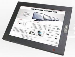 IP65 Touchscreen 8 inch - zonlicht 1000+ nits !! - 8-36 Volt