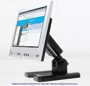 B-Bit 7 inch IP40 Touchscreen 500 nits - 8-36 Volt