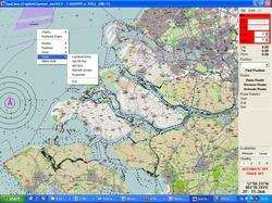Navigatie op USB-stick Seaclear + kaarten Nederland 2016/17
