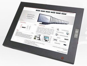 IP65 Front -  Touchscreen 7 inch - 250+ nits !! - 12 Volt