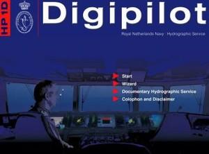 Digipilot Nederlandse en Belgische kust (HP1D)