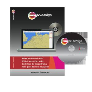 PC-Navigo Duitsland op DVD versie 2020 geheel bijgewerkt