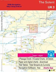 Atlas England The Solent - Voorbeeld uit grote collectie