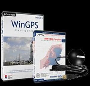 Startpakket WinGPS 5 Navigator met DKW1800