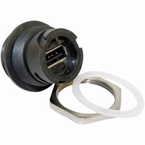 USB 2.0 paneel doorvoer - type A/A