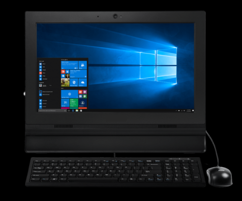 15.6 inch robuuste, krachtige en compacte FANLESS PC