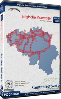 DKW-BELGIE - Belgische vaarwegen - DOWNLOADVERSIE