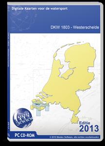 DKW 1803 Westerschelde - downloadversie 2017