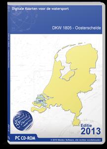 DKW 1805 Oosterschelde - downloadversie 2017