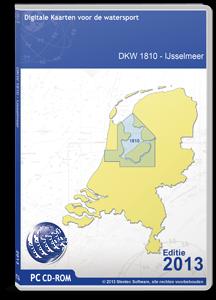DKW 1810 IJsselmeer - downloadversie 2017