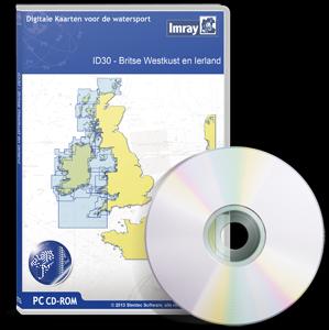 DKW-ID30 Britse Westkust en Ierland UPGRADE vanaf 2012