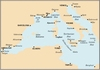 Imray M10 - Western Mediterranean - 1:2,750,000 WGS 84