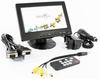 7 inch Touchscreen-Monitor black HDMI/VGA